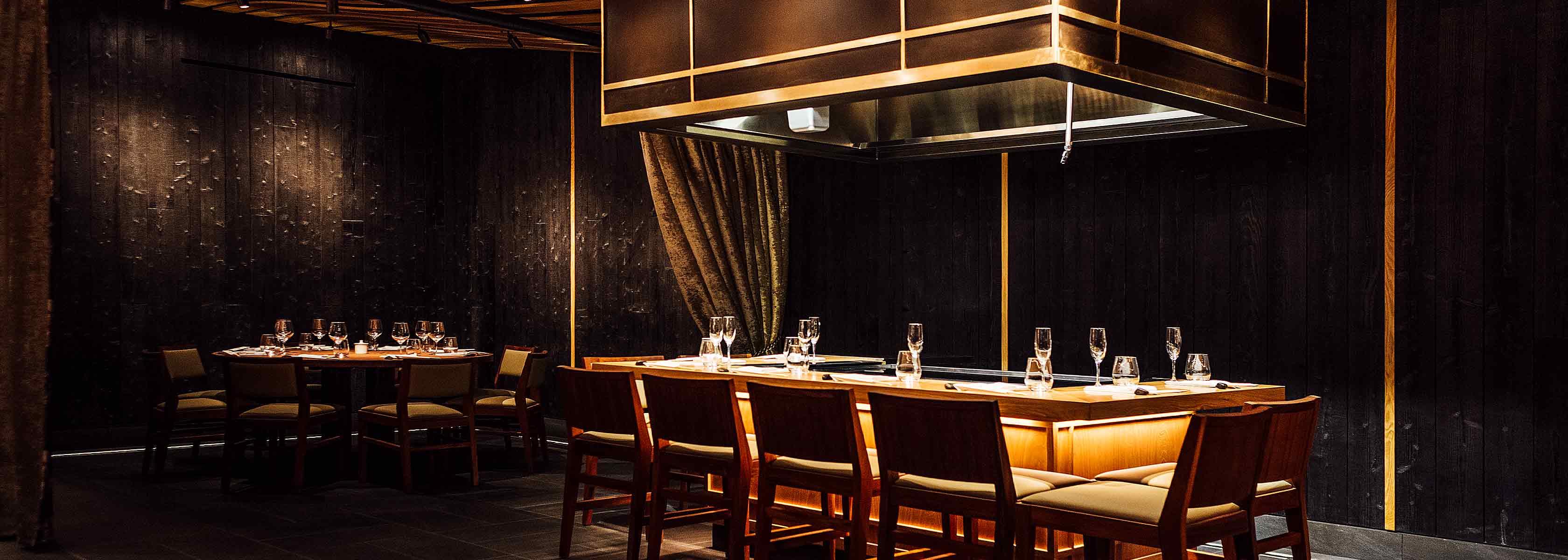 Menus Nobu Restaurants - Teppan table